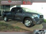 2007 Slate Metallic Toyota Tundra SR5 Double Cab #45561252