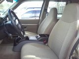 2000 Ford Explorer XLS 4x4 Medium Prairie Tan Interior