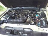 2000 Ford Explorer XLS 4x4 4.0 Liter OHV 12-Valve V6 Engine