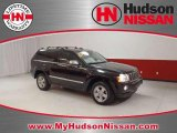 2006 Black Jeep Grand Cherokee Overland 4x4 #45688171