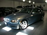 2007 Atlantic Blue Metallic BMW 3 Series 335i Coupe #45689405