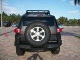 2010 Toyota FJ Cruiser Black