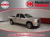 2006 Bright Silver Metallic Dodge Ram 1500 Laramie Quad Cab #45724290