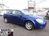 2007 Laser Blue Metallic Chevrolet Cobalt LS Coupe #45724789
