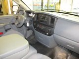 2007 Dodge Ram 1500 Sport Regular Cab 4x4 Dashboard