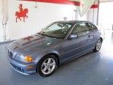 2003 Steel Blue Metallic BMW 3 Series 325i Coupe #45724798