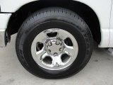 2002 Dodge Ram 1500 ST Quad Cab Wheel