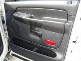 2002 Dodge Ram 1500 ST Quad Cab Door Panel