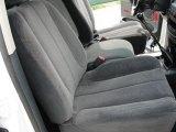 2002 Dodge Ram 1500 ST Quad Cab Dark Slate Gray Interior