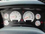 2002 Dodge Ram 1500 ST Quad Cab Gauges