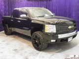 2008 Chevrolet Silverado 1500 Z71 Crew Cab 4x4 Data, Info and Specs