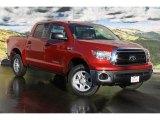 2011 Barcelona Red Metallic Toyota Tundra SR5 CrewMax 4x4 #45724824