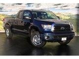 2011 Nautical Blue Toyota Tundra TRD Double Cab 4x4 #45724826