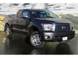 2011 Magnetic Gray Metallic Toyota Tundra Limited Double Cab 4x4 #45724827