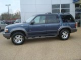 2001 Ford Explorer Medium Wedgewood Blue Metallic