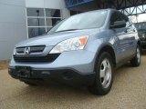2008 Glacier Blue Metallic Honda CR-V LX 4WD #45689853