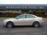 2008 Dune Pearl Metallic Lincoln MKZ AWD Sedan #45497672