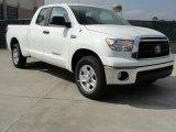 2011 Super White Toyota Tundra Double Cab #45770433
