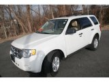 2009 White Suede Ford Escape XLT V6 4WD #45769955
