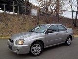 2005 Subaru Impreza 2.5 RS Sedan Data, Info and Specs