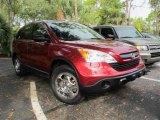 2008 Tango Red Pearl Honda CR-V LX #45724876
