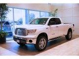 2011 Super White Toyota Tundra SR5 Double Cab 4x4 #45559751