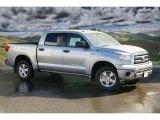 2011 Silver Sky Metallic Toyota Tundra SR5 Double Cab 4x4 #45559757