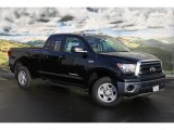 2011 Black Toyota Tundra SR5 Double Cab 4x4 #45559759