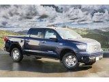 2011 Nautical Blue Toyota Tundra Limited CrewMax 4x4 #45559762