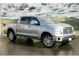 2011 Silver Sky Metallic Toyota Tundra Platinum CrewMax 4x4 #45559765
