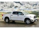 2011 Super White Toyota Tundra TRD CrewMax 4x4 #45559766