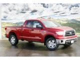 2011 Barcelona Red Metallic Toyota Tundra TRD Double Cab 4x4 #45559767