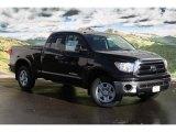 2011 Black Toyota Tundra SR5 Double Cab 4x4 #45770023