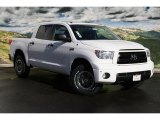 2011 Super White Toyota Tundra TRD Rock Warrior CrewMax 4x4 #45770027