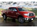 2011 Barcelona Red Metallic Toyota Tundra Platinum CrewMax 4x4 #45770028