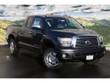 2011 Magnetic Gray Metallic Toyota Tundra Limited Double Cab 4x4 #45770029