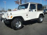Jeep Wrangler 2002 Data, Info and Specs