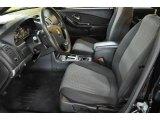 2007 Chevrolet Malibu Maxx LT Wagon Ebony Black Interior