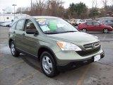 2008 Green Tea Metallic Honda CR-V LX 4WD #45561232