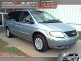 2003 Butane Blue Pearl Chrysler Town & Country LX #45561239