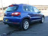 2009 Volkswagen Tiguan Sapphire Blue Metallic