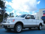 2011 Oxford White Ford F150 Lariat SuperCab #45725898