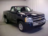 2011 Imperial Blue Metallic Chevrolet Silverado 1500 Regular Cab #45648840