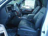 2011 Lincoln Navigator 4x2 Charcoal Black Interior