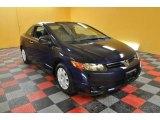 2007 Royal Blue Pearl Honda Civic DX Coupe #45770600