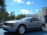 2007 Tungsten Grey Metallic Ford Mustang GT Deluxe Coupe #45725910