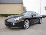 Porsche Cayman 2009 Data, Info and Specs
