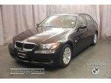 2006 Jet Black BMW 3 Series 325xi Sedan #4554279