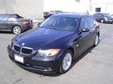 2007 Jet Black BMW 3 Series 328i Sedan #4566711
