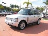 2006 Zambezi Silver Metallic Land Rover Range Rover Supercharged #45770109
